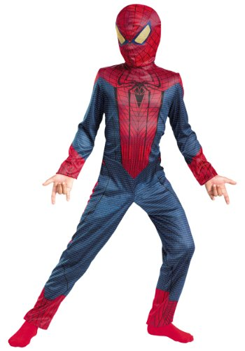 Disguise Inc - The Amazing Spider-Man Classic Toddler Costume - 3T/4T