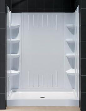 Shower Base Left Drain