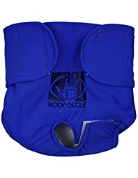Body Glove Pet Dog Diaper Cover, Royal, Small