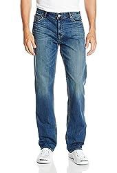 Calvin Klein Jeans Men's Straight Leg Jean In Authentic Blue
