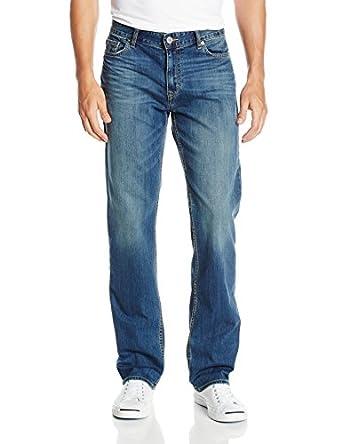 Calvin Klein Jeans Men's Straight Leg Jean In Authentic Blue, Authentic Blue, 29x30