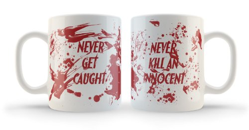 Harry's Code Mug inspired by Dexter by Cultzilla