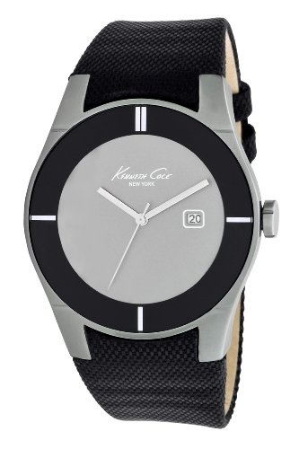 Kenneth Cole Men's Black Watch KC1714