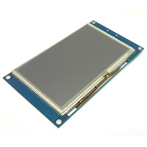 Eleduino 5 Inch 800X480 Pixel Resistive Hdmi Input Touch Screen For Raspberry Pi