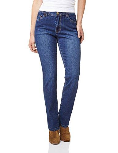 Pioneer-Damen-Straight-Leg-Jeanshose-Kate-Gr-W42L32-Blau-blue-rinse-60