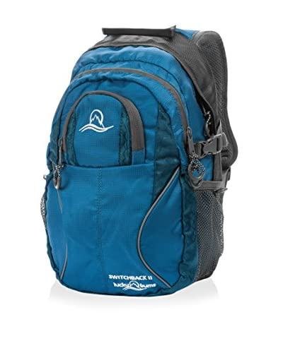 Lucky Bums Kid's Switchback II Daypack, Blue