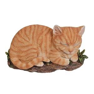 Vivid Arts Sleeping Cat Ginger Plaque by Vivid Arts Ltd
