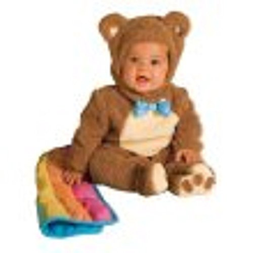 Rubie's Costume Infant Noah Ark Collection Oatmeal Bear Jumpsuit Costume ()