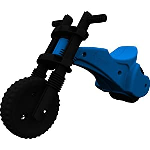 YBIKE Balance Bike (Blue)