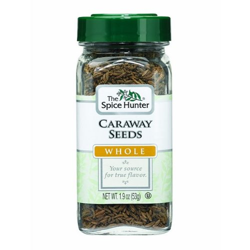 Spice Hunter, Caraway Seeds, 1.9 Ounce Jar