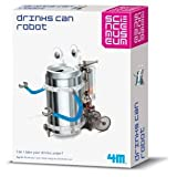 Great Gizmos Science Museum Tin Can Robot