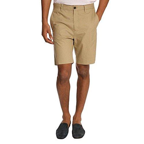 (アクネ ストゥディオズ) ACNE STUDIOS メンズ ボトムス ハーフパンツ Beige Cotton-Blend Shorts 並行輸入品