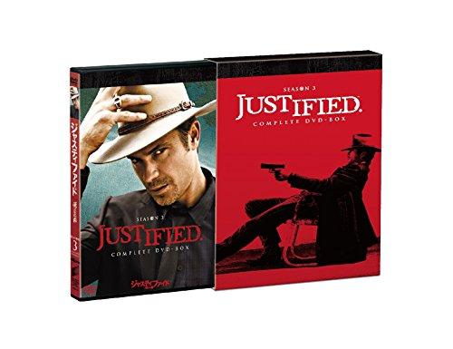 JUSTIFIED 俺の正義 シーズン3 コンプリートDVD-BOX[DVD]