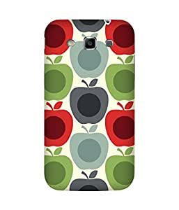 Apples Grande Printed Back Cover Case For Samsung Galaxy Grand Duos I9082