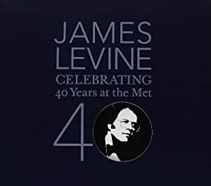James Levine - Celebrating 40 Years At The Met [32 CD Box Set]