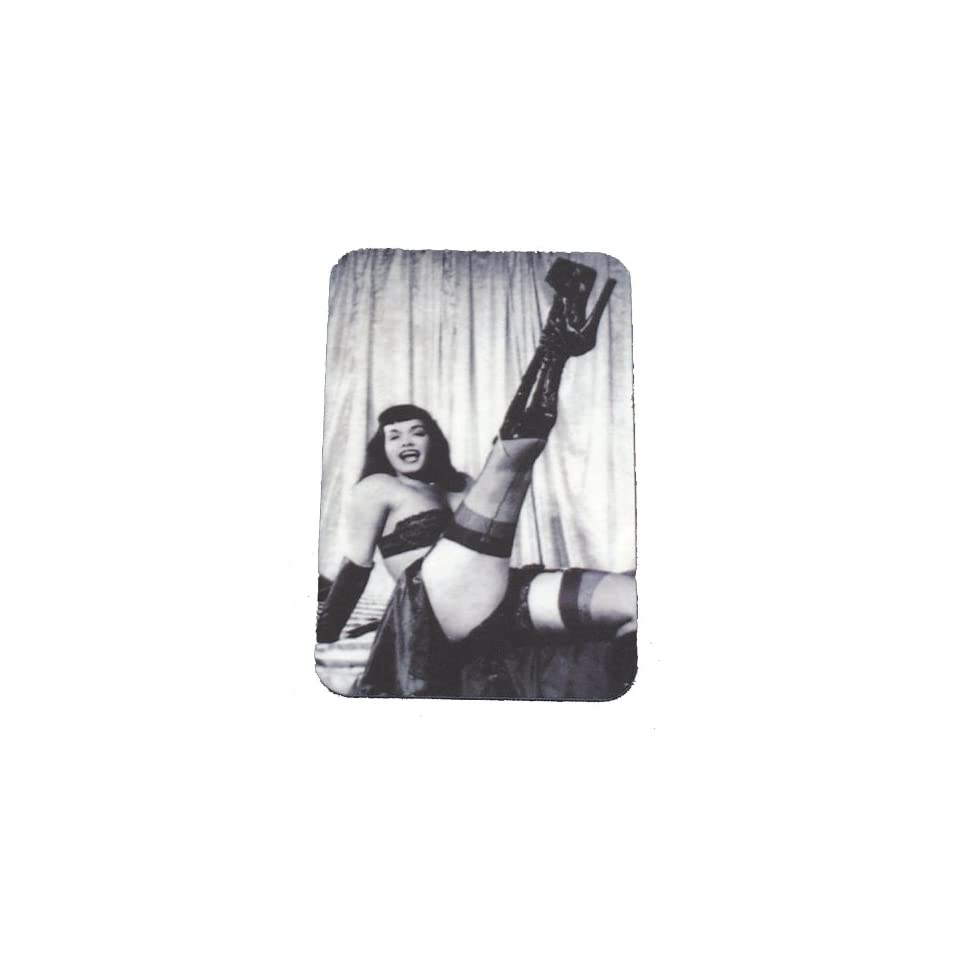 Bettie Page Sexy Pin Up Magnet Betty Pin Up