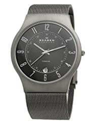 Skagen Watches Titanium 233XLTTM Watch