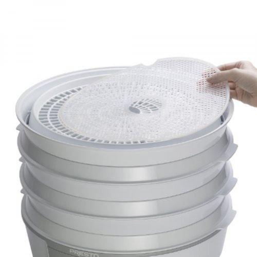 Presto Nonstick Mesh Screens For Dehydro Electric Food Dehydrators, 06307, New