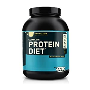 Complete Protein Diet, Vanilla Icecream Flavor - 39% OFF Now