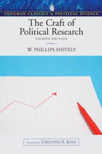 Craft of Political Research, The (Longman Classics in...