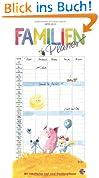 Helme Heine Familienplaner 2013: Mit Schulferien und 2 Stundenplänen