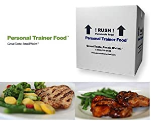Personal Trainer Food: 28 days of Lunch and Dinner