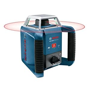 Bosch rotationslaser grl 400 h