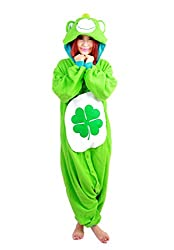 Adult And Children Luck Bear Cosplay Costume (Adult M 158-168cm)