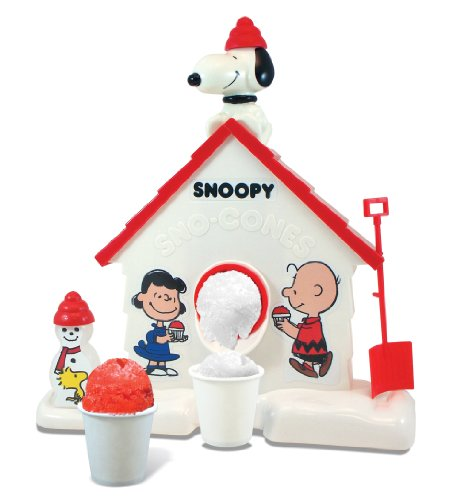 Why Choose The Snoopy Sno Cone Machine