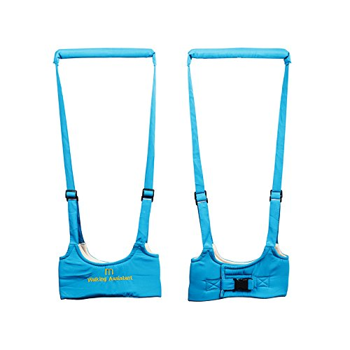 Ibepro® Babywalker Baby Toddler Walking Assistant Protective Belt Carry Trooper Walking Harness Learning Assistant Learning Walk Safety Reins Harness Walker Wings (Blue) (23 Inch Wall Oven compare prices)