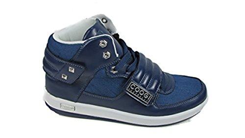 Coogi CBS435 Kid's Stein Navy Sneaker US 4