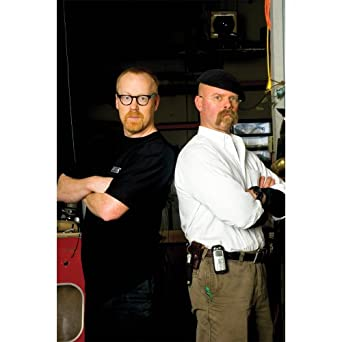 Discovery Education MythBusters Library DVD Set