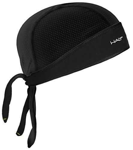 Halo Headband Sweatband Protex Black