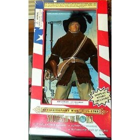 Buy Low Price Formative International Soldiers of the World Rifleman The Continental Army 12″ Action Figure (B000NVQBJK)