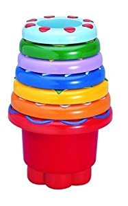 Tolo Toys Rainbow Stackers