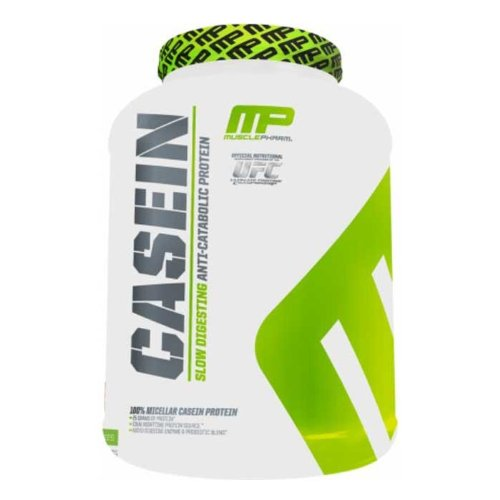 Muscle Pharm Casein Protein Powder, Chocolate Milk, 3 Pound