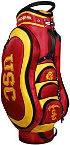 NCAA USC Trojans Medalist Cart Golf Bag