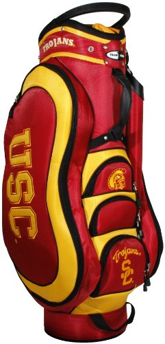NCAA USC Trojans Medalist Cart Golf Bag at Amazon.com
