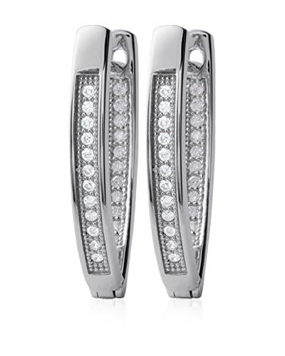 L'ATELIER PARISIEN Ohrringe 1613010A Sterling-Silber 925