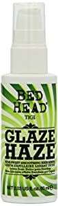 TIGI Bed Head Glaze Haze Semi-Sweet Smoothing Unisex Hair Serum, 2.03 Ounce