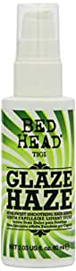 TIGI Bed Head Glaze Haze Semi-Sweet Smoothing Unisex Hair Serum, 2.03 Ounce