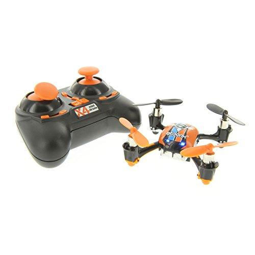Steerix X4 Rtf Mini Drone 3D Aerobatic Rc Quadcopter