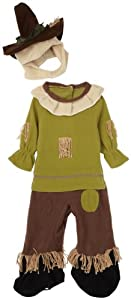 Wizard Of Oz Scarecrow Romper Costume