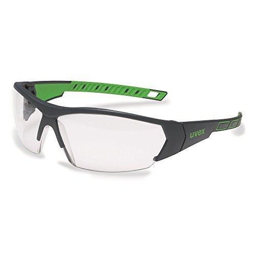 uvex-i-works-9194-Unisex-Brille-EN-166-mit-UV-Schutz-Hardcase-Sonnenbrille-Schutzbrille-Sportbrille-Arbeitsbrille-Radbrille-limeklar