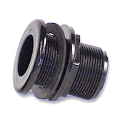 Lifegard Aquatics 1-Inch Double Threaded Bulkhead by Lifegard Aquatics