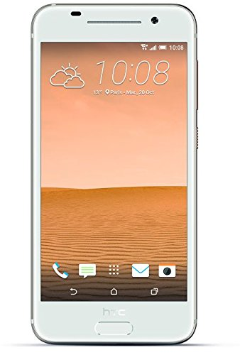 HTC One A9 Smartphone (12,7 cm (5 Zoll) Full HD AMOLED Touchscreen, 16 GB, Android 6.0) gold