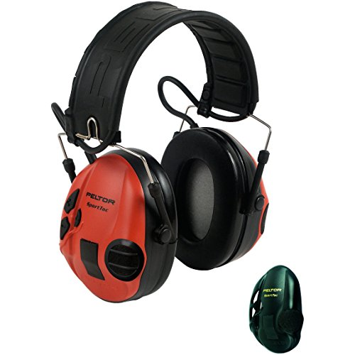 3M Peltor Mt16H210F-478-Rd Sporttac (Shooting) Level Dependent Hearing Protection (Italian Dependent compare prices)