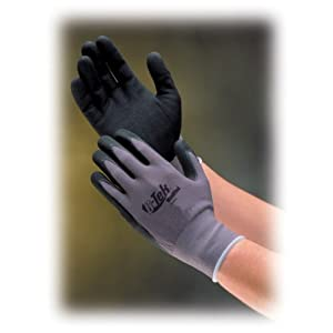 G-Tek TM MaxiFlex 34-874 Seamless Knit Nylon Gloves-Free Shipping on orders over $19.95
