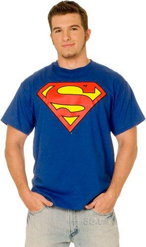 Superman Superman Classic Blue (Beige\/Sand\/Tan)
