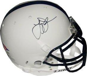 Larry Johnson signed Penn State Nittany Lions Schutt Authentic Helmet- Johnson... by Sports+Memorabilia